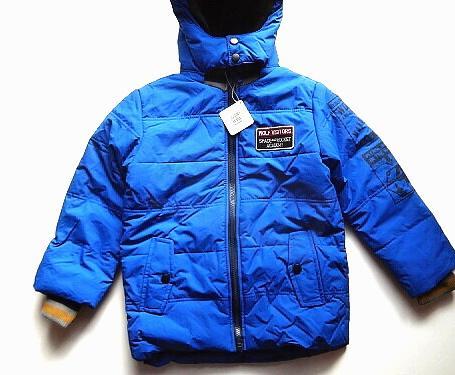 Dětské zimní oblečení WOLF | Chlapecká zimní bunda WOLF ...